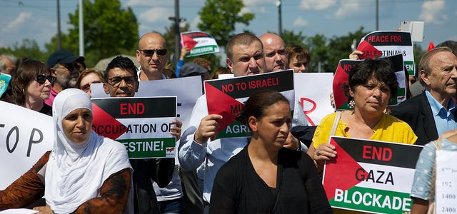 On July 16th more than 20 Members of the European Parliament from GUE, Greens and Socialists&Democrats supported a demonstration held in front of the European Parliament in Strasbourg against the...