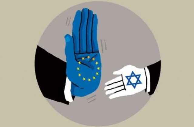 ECCP calls for Ashton to hold Israel into account for its breaches ...
