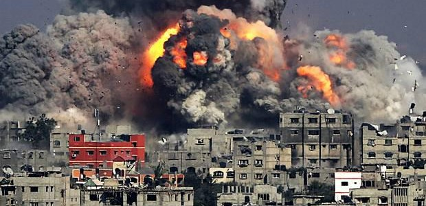 A few weeks ago, members of the Russell Tribunal on Palestine, outraged by Israel's terrible assault on Gaza and its population, decided to start working on an extraordinary session of...