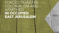 "Mundubat and ECCP has published a report ""EU obligations and duty to end Israeli policies of Forced Transfer, Colonialism and Apartheid in Occupied East Jerusalem"". The report addresses in detail EU's obligations..."