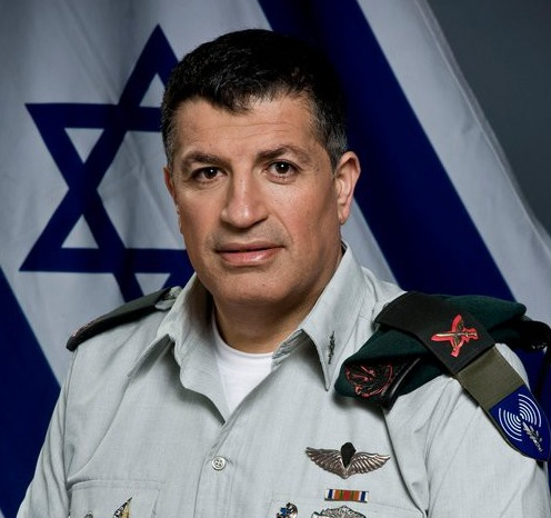 Israeli Major General backs out of the EU meeting