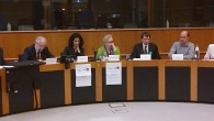 ECCP Holds Cross-Party Public Hearing in the European Parliament On the 1st of March, a combination of representatives of the mainstream parties of the European Parliament -the Alliance of Liberals...