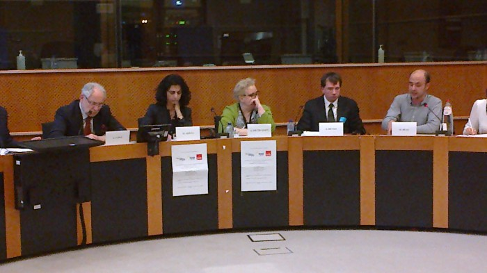 ECCP holds Cross-Party Public Hearing held in the European Parliament