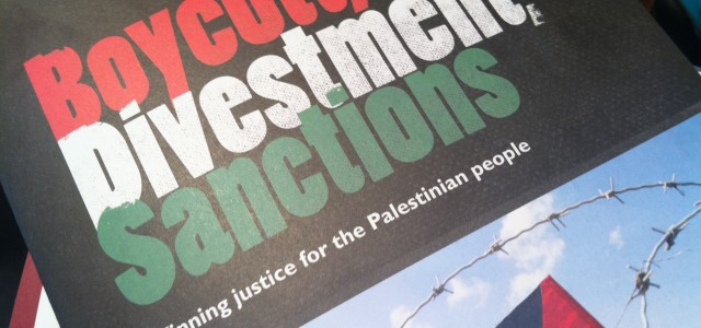 UK High Court rules in favor of local councils taking action in solidarity with the Palestinian people. French local council near Paris votes to boycott illegal Israeli settlement produce The...