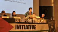 Recently over 100 trade union delegates, representing twenty nine unions and three million members from all over Europe, gathered in a historic first meeting in Brussels to challenge European governments'...