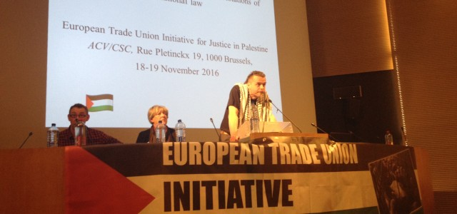 In November 2016 over 100 trade union delegates, representing twenty nine unions and three million members from all over Europe, gathered in a historic first meeting in Brussels to challenge...