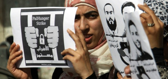 On 17 April 2017 around 1500 Palestinian prisoners announced the beginning of an open hunger strike calling for an end to the state of Israel's practice of prisoner abuse, solitary...