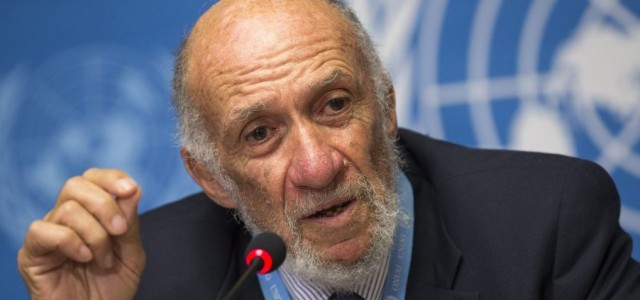 Richard Falk is professor emeritus of international law and practice at Princeton University and the former United Nations Human Rights Rapporteur in the Occupied Palestinian Territories  You are a co-author...