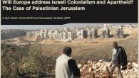 PDF 100 years since the Balfour Declaration 50 years into the Israeli occupation Israel's current rule over the Palestinian people has all the features characteristic of colonialism and apartheid as...