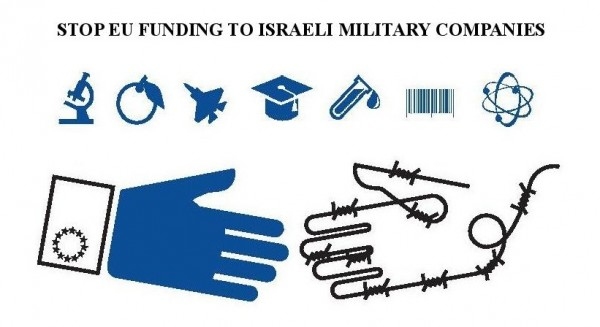 No Eu Money To The Israeli Arms Industry
