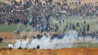 Over 60 Palestinians were killed, including seven children and around 2000 demonstrators were injured on Monday, May 14th, as Israeli snipers fired live ammunition at protesters commemorating the 70th anniversary...