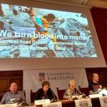 European Trade Union Initiative for Justice in Palestine - plenary session
