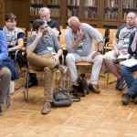 Discussion at the workshops