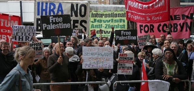 14 Jewish European organizations published a statement voicing their concern over the organization of a conference in Brussels backed by the Israeli government, aiming to label legitimate criticism and protest...