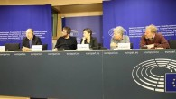 On November 6th representatives of European Jewish organisations and Members of the European Parliament from GUE/NGL and Green parties organised a press conference at the European Parliament voicing their concerns...