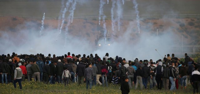 "Israeli forces may have committed war crimes and crimes against humanity by using lethal military force against unarmed protesters in Gaza, a United Nations independent commission of inquiry has found. ""Israeli..."
