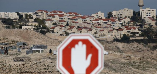 34 European trade union organisations representing millions of workers across Europehave writtento the European Commission and European governmentsdemanding a ban on trade with illegal Israeli settlements. The EU considers Israeli...