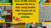 Over 10 000 citizens from all over Europe and beyond have signed a petition to demand an end to a drones deal between the European Maritime Safety Agency (EMSA) and […]