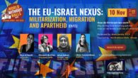 How do EU-Israel ties work?Why do they fund wrong policies?How we can instead build ties of solidarity? Date: Tuesday, 10 November 2020 Time: 3 PM CET Speakers: RIYA AL'SANAH – […]