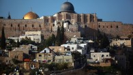 """January 2012 """"Without Jerusalem as the future capital of two states, a sustainable peace agreement between Israel and the Palestinians will not be possible. Over the past few years, Israel's […]"""