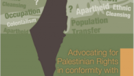 """Published by the Civic Coalition for Palestinian Rights in Jerusalem in cooperation with the Birzeit University Institute of Law this guide is an outcome of the conference """"Options and Strategies […]"""