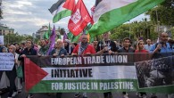 Over 50 trade union delegates representing 23 unions from all over Europe gathered in Barcelona in May at the Second Trade Union Seminar: Justice for Palestine! Ending European complicity in […]